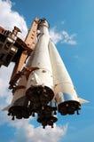 ρωσικό spaceship Στοκ Εικόνα