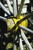ρόδα βαγονιών εμπορευμάτ&omeg στοκ φωτογραφία με δικαίωμα ελεύθερης χρήσης