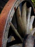 ρόδα βαγονιών εμπορευμάτ&omeg Στοκ φωτογραφίες με δικαίωμα ελεύθερης χρήσης
