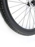 ρόδα βουνών ποδηλάτων Στοκ εικόνα με δικαίωμα ελεύθερης χρήσης