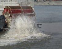 ρόδα κουπιών Στοκ φωτογραφίες με δικαίωμα ελεύθερης χρήσης