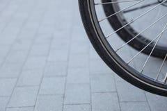 ρόδα ποδηλάτων Στοκ εικόνες με δικαίωμα ελεύθερης χρήσης