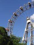 ρόδα της Βιέννης ferris prater στοκ εικόνα
