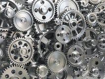 Ρόδες εργαλείων μηχανών Υπόβαθρο βιομηχανικής και έννοιας ομαδικής εργασίας Στοκ φωτογραφία με δικαίωμα ελεύθερης χρήσης