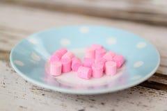 ρόδινα γλυκά Στοκ φωτογραφίες με δικαίωμα ελεύθερης χρήσης