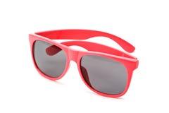 ρόδινα γυαλιά ηλίου Στοκ Εικόνα