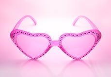 ρόδινα γυαλιά ηλίου Στοκ φωτογραφίες με δικαίωμα ελεύθερης χρήσης