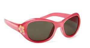 ρόδινα γυαλιά ηλίου Στοκ εικόνες με δικαίωμα ελεύθερης χρήσης