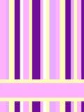 ρόδινα πορφυρά λωρίδες Στοκ εικόνες με δικαίωμα ελεύθερης χρήσης