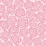 ρόδινα τριαντάφυλλα ανασ&k Στοκ φωτογραφία με δικαίωμα ελεύθερης χρήσης