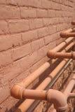 ρόδινοι σωλήνες στοκ εικόνα με δικαίωμα ελεύθερης χρήσης