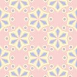 Ρόδινο γεωμετρικό άνευ ραφής υπόβαθρο colored multi pattern ελεύθερη απεικόνιση δικαιώματος