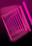 Ρόδινο διάστημα Στοκ φωτογραφία με δικαίωμα ελεύθερης χρήσης