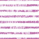 Ρόδινο και άσπρο σχέδιο λωρίδων χρωμάτων κατασκευασμένο στοκ εικόνα με δικαίωμα ελεύθερης χρήσης