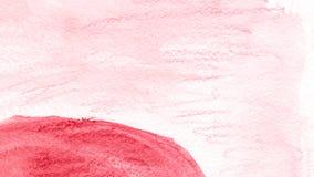 Ρόδινο υπόβαθρο watercolor οικολογίας λουλουδιών, απεικόνιση ράστερ διανυσματική απεικόνιση