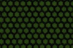Ρόδινο όμορφο αφηρημένο σχέδιο hexagons χυτοσιδήρου που μπορεί να χρησιμοποιηθεί ως σύσταση ή υπόβαθρο Στοκ φωτογραφίες με δικαίωμα ελεύθερης χρήσης