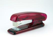 ρόδινο stapler Στοκ φωτογραφίες με δικαίωμα ελεύθερης χρήσης