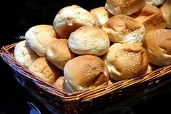 ρόλοι γευμάτων Στοκ εικόνες με δικαίωμα ελεύθερης χρήσης