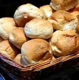 ρόλοι γευμάτων Στοκ Εικόνα