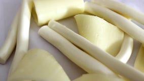 Ρόλοι και φέτες τυριών φιλμ μικρού μήκους