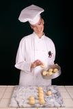 ρόλοι φόρτωσης γευμάτων Στοκ Εικόνες
