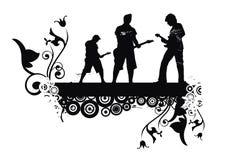 ρόλος βράχου ελεύθερη απεικόνιση δικαιώματος