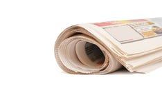 ρόλος εφημερίδων στοκ εικόνα με δικαίωμα ελεύθερης χρήσης