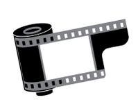 ρόλος ταινιών φωτογραφικών μηχανών Στοκ φωτογραφία με δικαίωμα ελεύθερης χρήσης