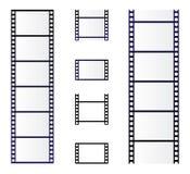Ρόλος ταινιών Στοκ Φωτογραφίες
