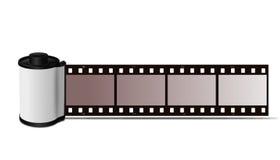 Ρόλος ταινιών Στοκ φωτογραφία με δικαίωμα ελεύθερης χρήσης
