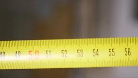 Ρόλος της μέτρησης της ταινίας - μακροεντολή φιλμ μικρού μήκους