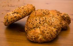 ρόλος ψωμιού Στοκ εικόνες με δικαίωμα ελεύθερης χρήσης