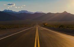 δρόμος ουρανού Στοκ εικόνες με δικαίωμα ελεύθερης χρήσης