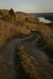 δρόμος ποταμών Στοκ εικόνα με δικαίωμα ελεύθερης χρήσης