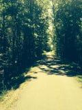 δρόμος που ταξιδεύουν Στοκ Εικόνα