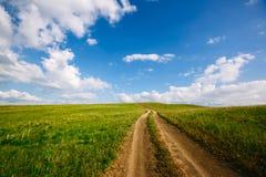 δρόμος σύννεφων στοκ φωτογραφίες με δικαίωμα ελεύθερης χρήσης