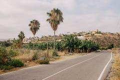 δρόμος της Κύπρου Στοκ εικόνα με δικαίωμα ελεύθερης χρήσης