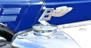 δρόμος s Σεπτέμβριος μηχανών λογότυπων της Κίνας chengdu bentley 14$ου 16$ου το 2011 ο 25$ος εμφανίζει στη δύση Στοκ Φωτογραφίες