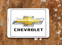 δρόμος s Σεπτέμβριος μηχανών λογότυπων της Κίνας chevrolet chengdu 14$ου 16$ου το 2011 ο 25$ος εμφανίζει στη δύση Στοκ φωτογραφία με δικαίωμα ελεύθερης χρήσης