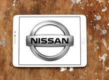 δρόμος s Σεπτέμβριος της Nissan μηχανών λογότυπων της Κίνας chengdu 14$ου 16$ου το 2011 ο 25$ος εμφανίζει στη δύση Στοκ Εικόνες