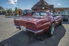 1968 δρόμωνας Stingray 427 Γ Chevrolet Στοκ Εικόνες