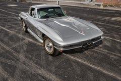 1966 δρόμωνας Stingray Chevrolet Στοκ Φωτογραφίες