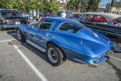 1965 δρόμωνας Stingray Chevrolet Στοκ Φωτογραφίες