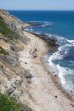 Ρόουντ Άιλαντ νησιών φραγμών στοκ εικόνες