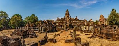 Ρόπαλο Chum Prasat σε Angkor σύνθετο, Καμπότζη Στοκ εικόνες με δικαίωμα ελεύθερης χρήσης