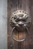 Ρόπτρα πορτών Στοκ Φωτογραφία