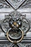 ρόπτρα πορτών Στοκ Εικόνες