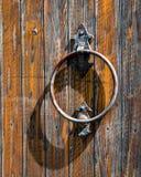 Ρόπτρα πορτών Στοκ φωτογραφίες με δικαίωμα ελεύθερης χρήσης
