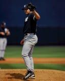 Ρότζερ Κλέμενς New York Yankees Στοκ φωτογραφία με δικαίωμα ελεύθερης χρήσης