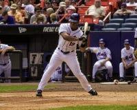 Ρότζερ Cedeno, New York Mets Στοκ Εικόνες